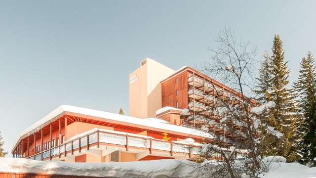 Skiweekend in een appartement in Les Arcs 1800 (max. 5 personen)