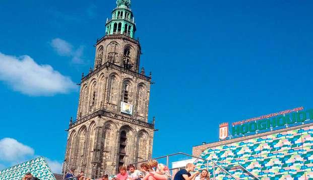 Verken Groningen op een Citytrip met diner tijdens de Winter!