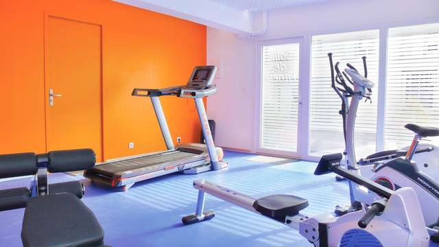 Hotel Beau Site - Luxeuil-les-Bains - NEW GYM