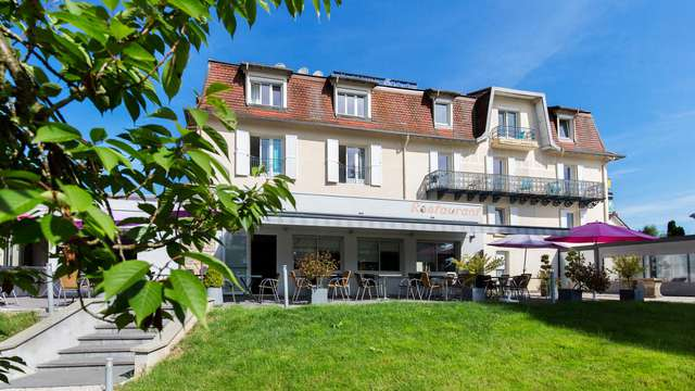 Hotel Beau Site - Luxeuil-les-Bains - NEW FRONT