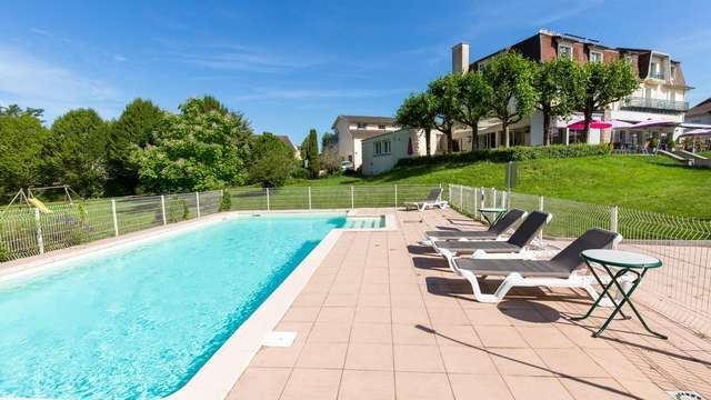Hotel Beau Site - Luxeuil-les-Bains - NEW POOL