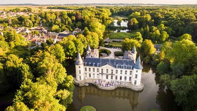 Vie de château à 40 minutes de Paris (à partir de 2 nuits)