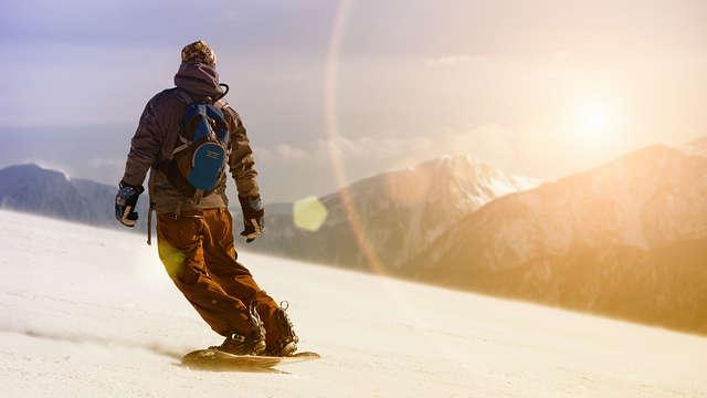 Remise sur les forfaits de ski