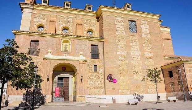 Descubre el encanto de la Real Villa de Illescas en el hotel más céntrico