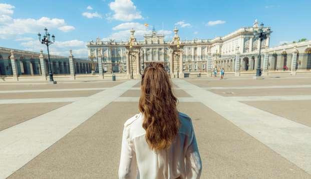 Séjour à Madrid avec visite du Palais Royal