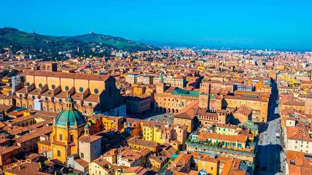 Fuga alla scoperta di Bologna