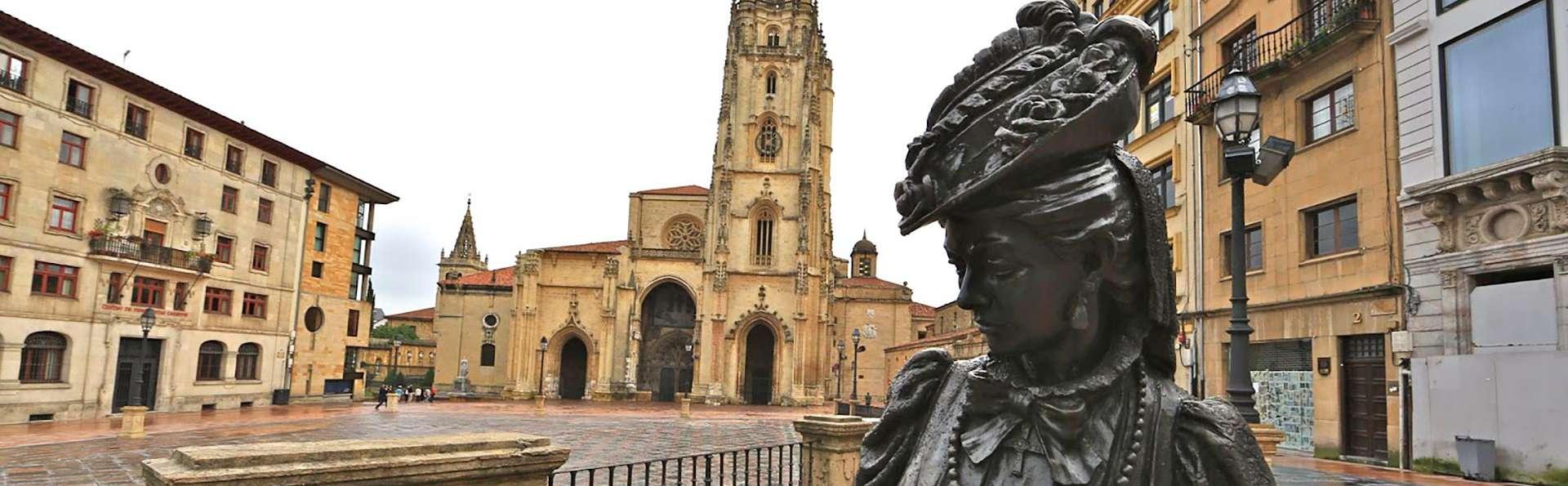 Escapada en pleno centro de Oviedo con desayuno incluido