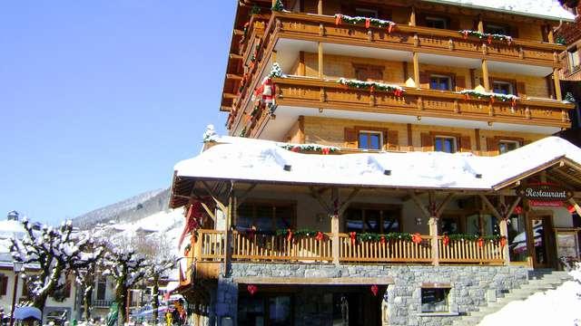 Hotel Spa La Croix Saint Maurice