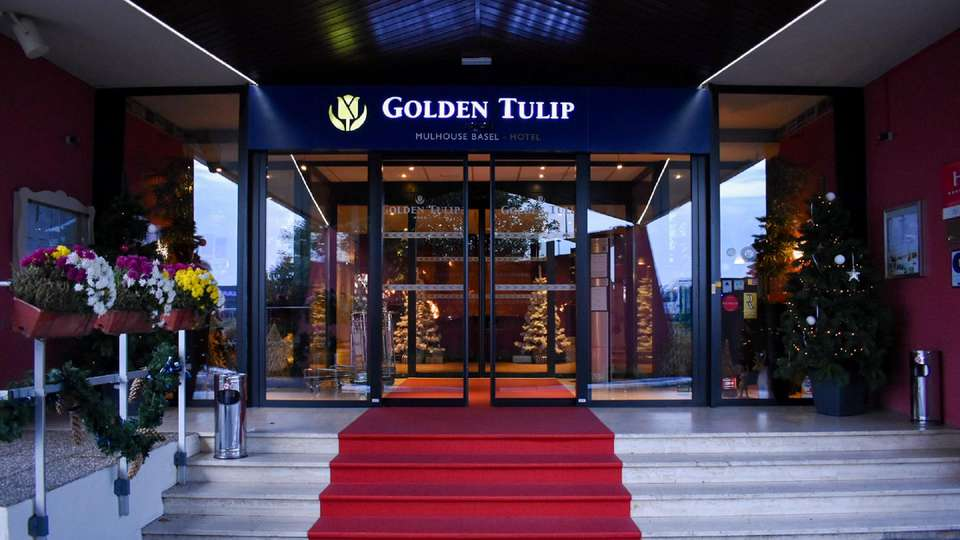 Hôtel Golden Tulip Mulhouse Basel - EDIT_NEW_FRONT_01.jpg