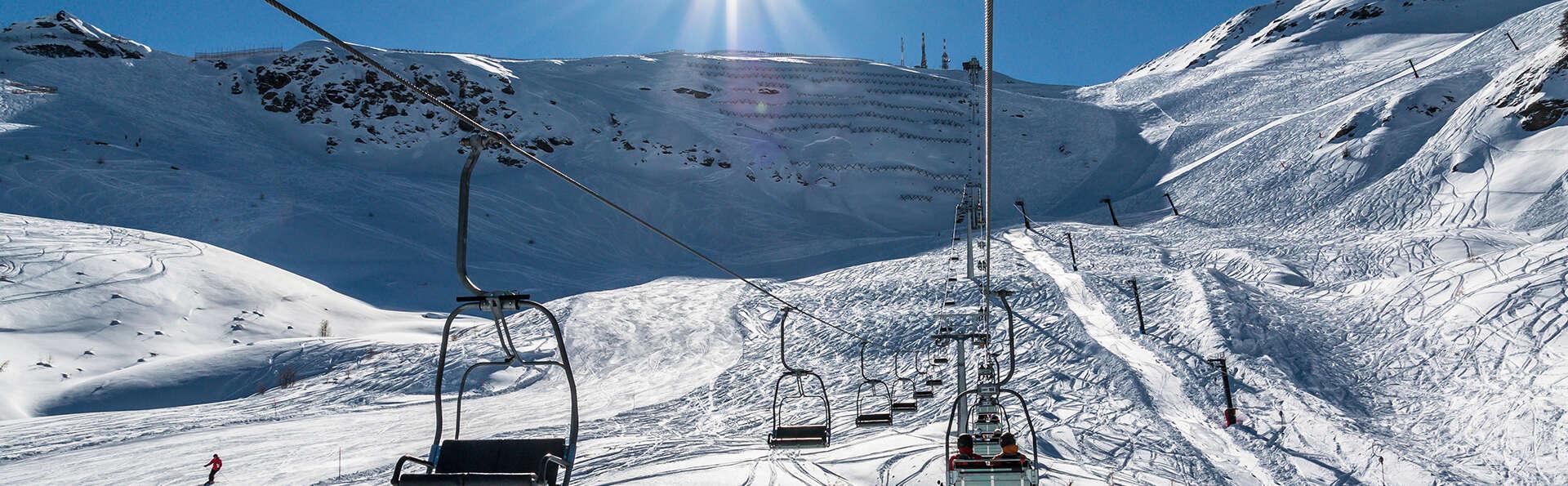 Séjour détente avec forfait de ski près de Valmorel (à partir de 2 nuits)
