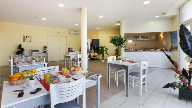 Vacanceole Residence Le Fonserane