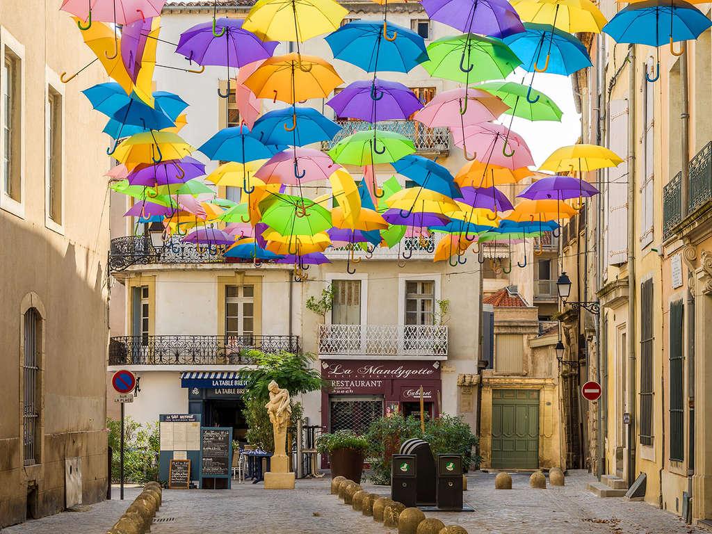 Séjour Hérault - Calme et relax dans un superbe domaine hotelier au coeur de Béziers  - 3*