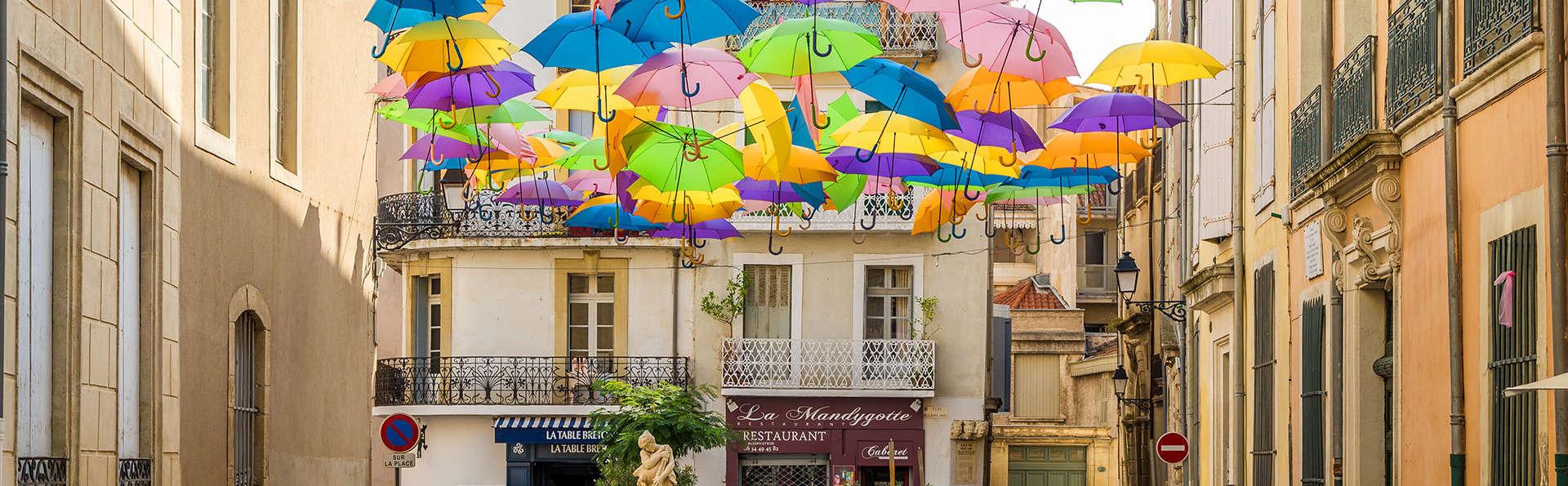 Calme et relax dans un superbe domaine hotelier au coeur de Béziers