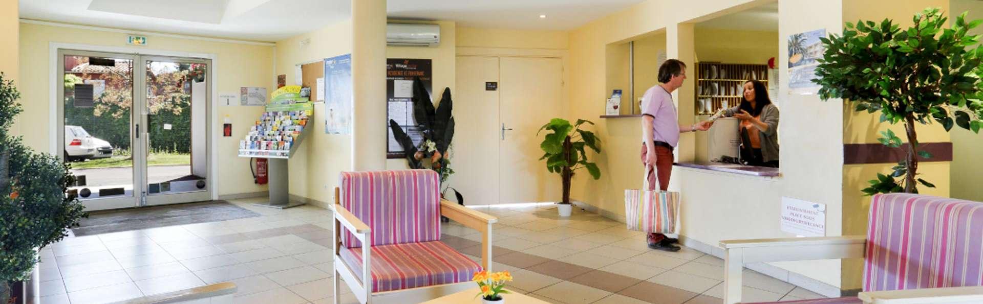 Mini-vacances dans un excellent hôtel à Béziers en appartament double