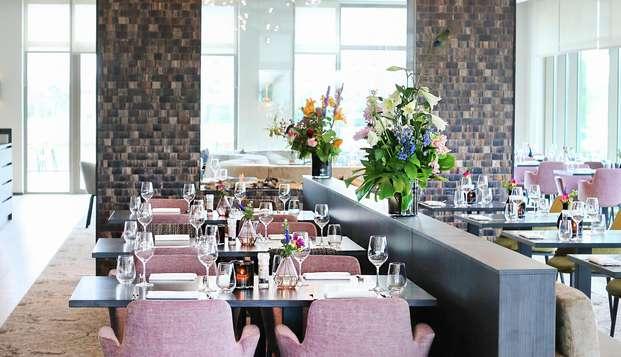 Relax, confort y comida en el acogedor Tilburg (desde 2 noches)
