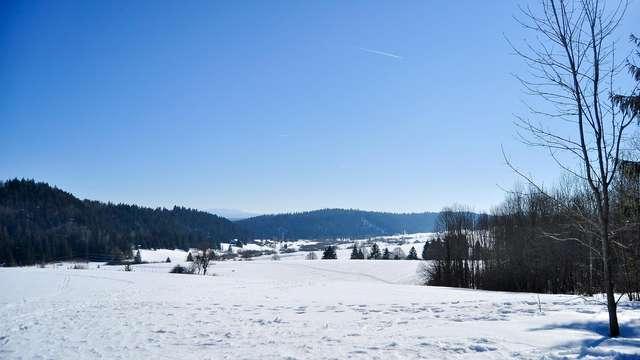 Les Loges du Jura