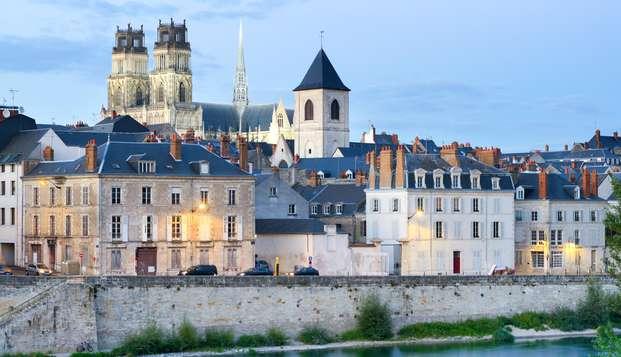 Parenthèse découverte avec visite du Château de Chambord