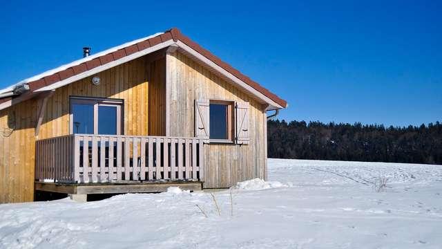 Votre chalet privé au cœur du Parc Naturel Régional du Haut-Jura
