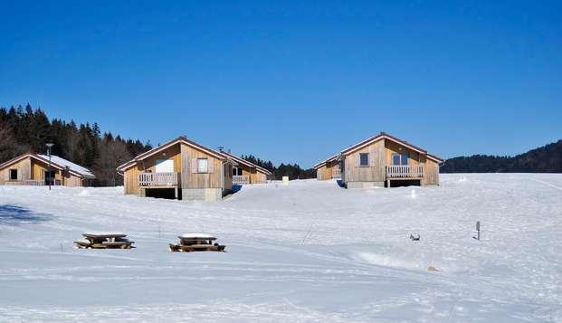 Les Chalets de Tremontagne - N FRONT
