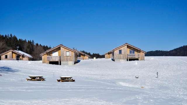 Escapade en famille ou entre amis, au cœur du Parc Naturel Régional du Haut-Jura