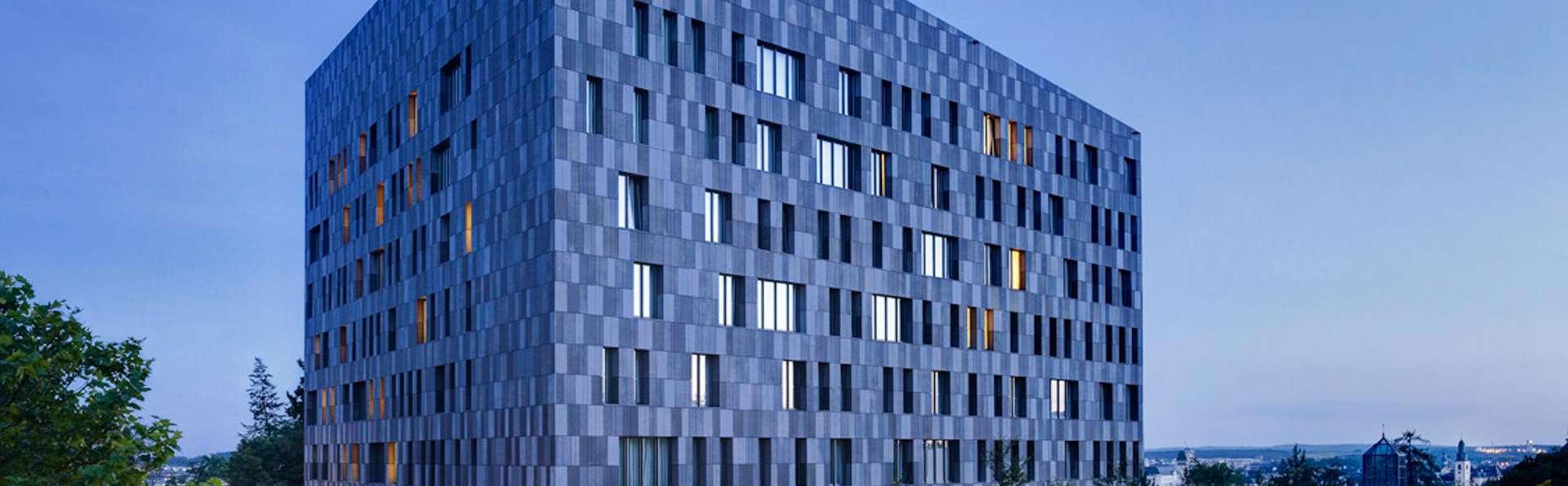Hotel de luxe avec vue imprenable sur Luxembourg-ville (à partir de 2 nuits)
