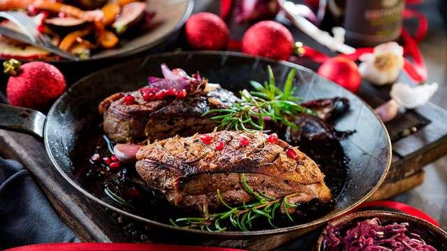 Luxe, comfort en culinair genieten (vanaf 2 nachten)