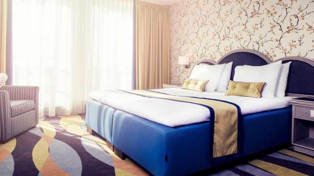 Een oase van rust en comfort in het viersterren Carlton Oasis hotel