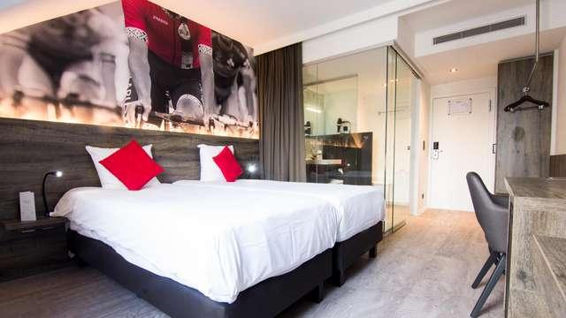 Bulles, romance et luxe à Bruges