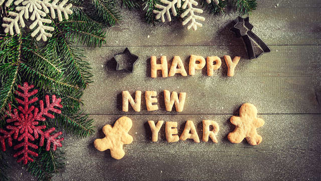 Año Nuevo a las puertas de Verona en un hotel de 4 * con cena, spa y brunch