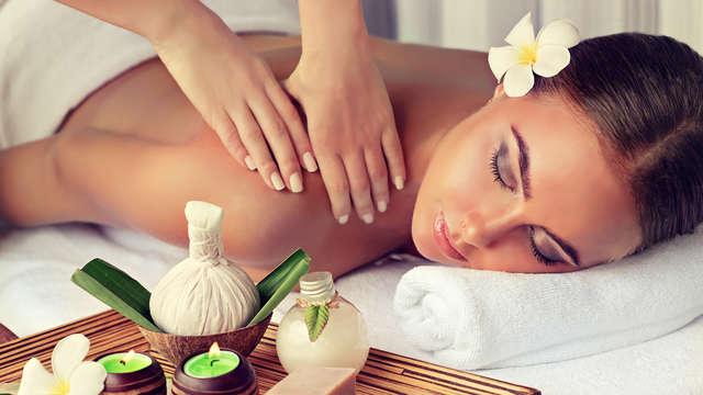 50% de descuento en tratamientos de masaje corporal para 2 adultos