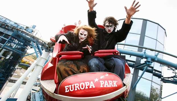 Week-end de divertissements à Europa-Park!
