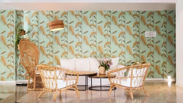 Vivi un'esperienza unica in un hotel di design a Lloret de Mar