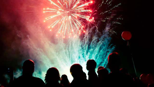 ¡Escápate por fin de año a Granada con cena de gala, fiesta con DJ y barra libre! (desde 3 noches)