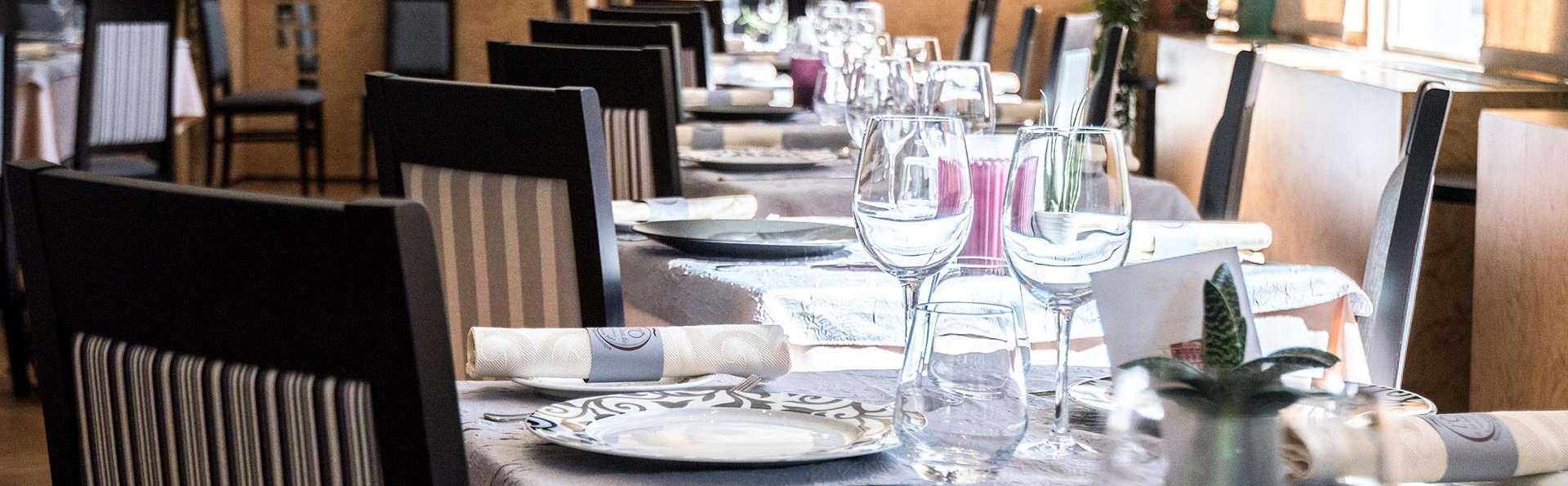 Bien-être et table bistronomique au cœur des Alpes