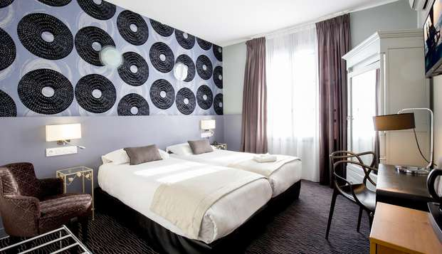 Hotel Raymond - NEW ROOM