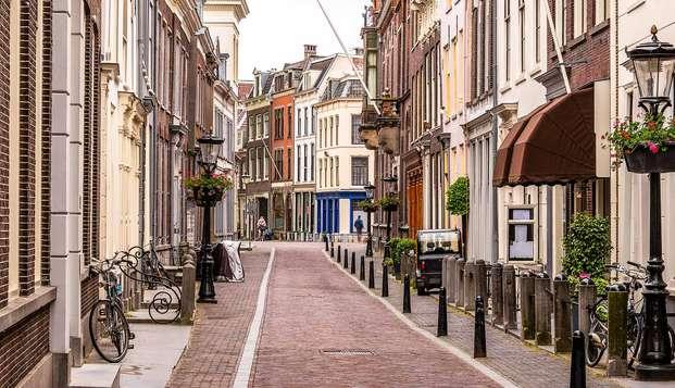 Summerdeal: Luxe, comfort en culinair genieten bij het mooie Utrecht