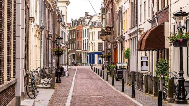 Luxe, comfort en culinair genieten bij het mooie Utrecht