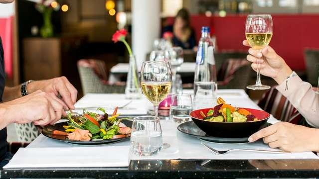 Weekendje weg in Hengelo inclusief diner voor 2! (vanaf 2 nachten)