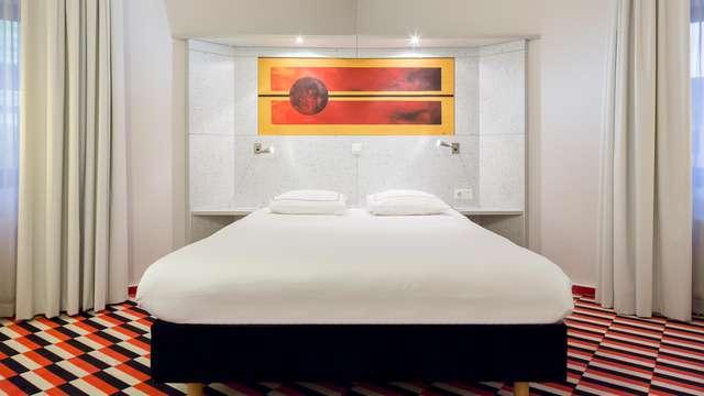 VIP upgrade: Geniet van luxe, comfort en natuur