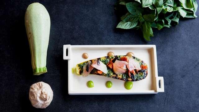 Especial San Valentín con cena degustación en un bonito y exclusivo hotel en San Sebastian