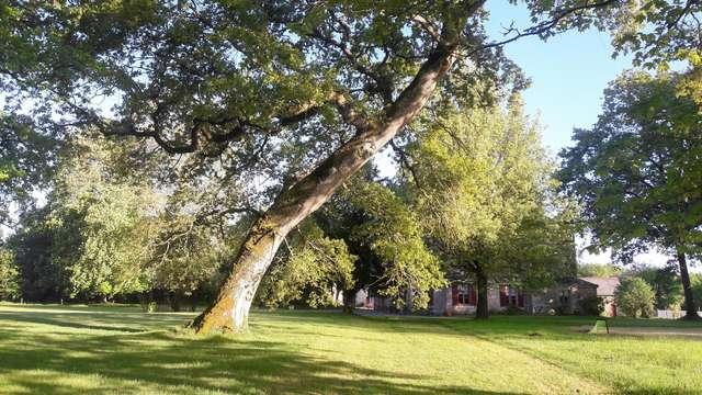 Hotel Manoir et Parc de la Briandais