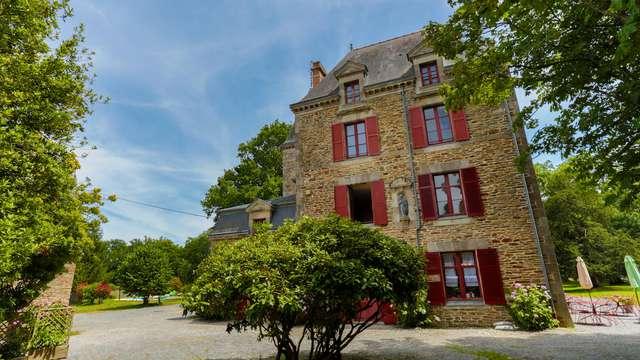 Pause au cœur de la nature aux portes de la Bretagne