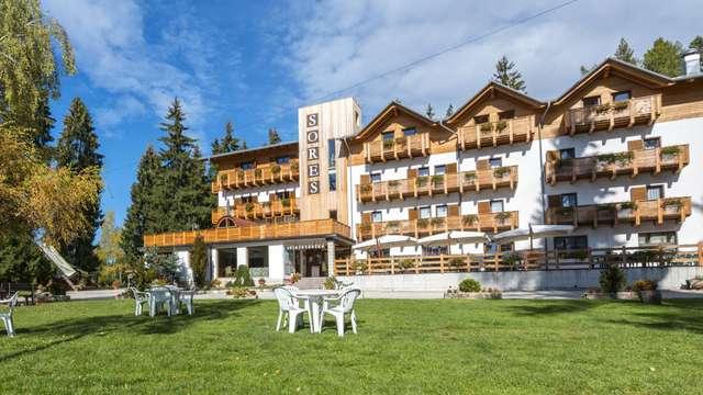 Soggiorno in Trentino nella magnifica Val di Non con accesso alla terrazza benessere