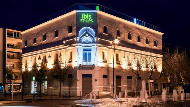 Ibis Styles Hyeres Rooftop SPA