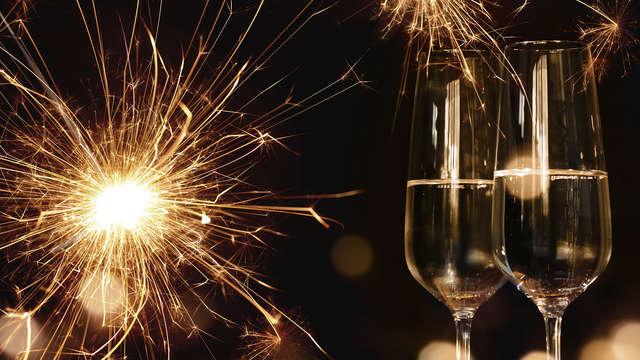Zet het nieuwe jaar op romantische wijze in in Belfort