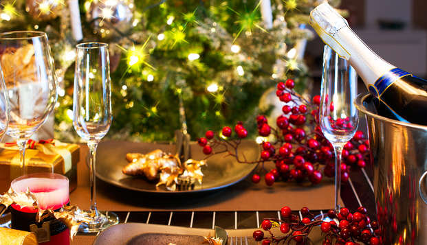 Fin de año 2019: celebra la nochevieja en el Alt Empordà con una cena gourmet y en habitación Suite