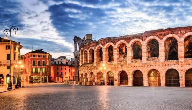 Soggiorno in un'oasi di pace alle porte di Verona