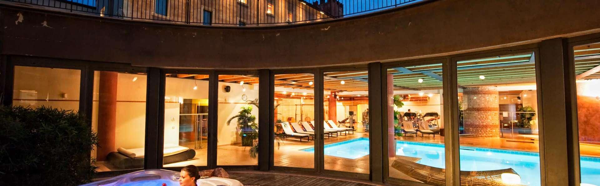 Séjour de découverte gastronomique aux portes de Vérone avec accès au spa
