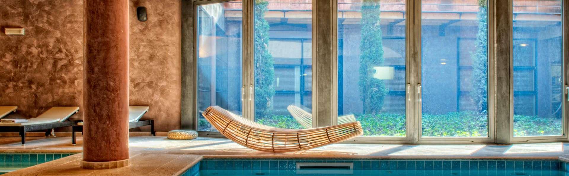 Bien-être à Vérone : séjour en suite avec accès au spa et surprises dans la chambre