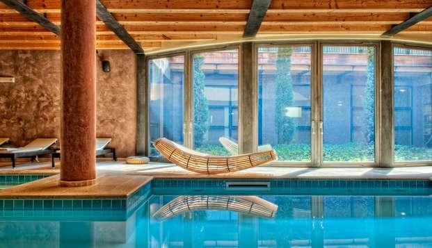 Benessere a Verona: soggiorno in suite con accesso alla SPA e sorprese in camera
